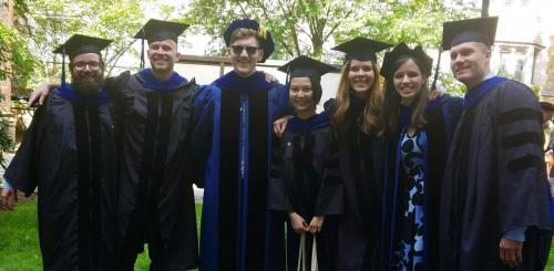 Yale Sociology PhDs 2018